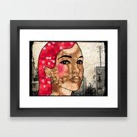 155. Framed Art Print