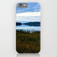 Blue Lake At Dusk iPhone 6 Slim Case