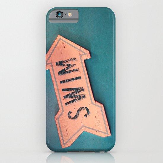 swim iPhone & iPod Case