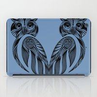 Tribal Owl iPad Case