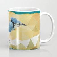 Arctic Bird! Mug