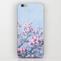 She Bloomed Everywhere S… iPhone & iPod Skin
