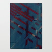 Against The Grain, I Sha… Canvas Print