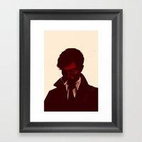 Spy Stuff 2 Framed Art Print