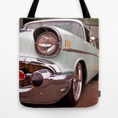 Chevy curves Tote Bag