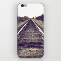 You can only move forward from here. iPhone & iPod Skin