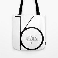 Jpeople Magazine 16 / Tr… Tote Bag