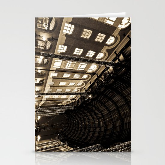 Hay's Galleria London Stationery Card