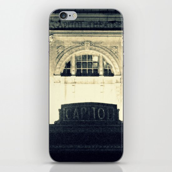Capitol Music Hall iPhone & iPod Skin
