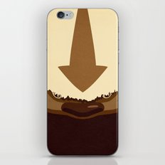 Sky Bison iPhone & iPod Skin