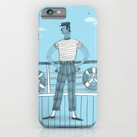 Sailor on deck iPhone 6 Slim Case