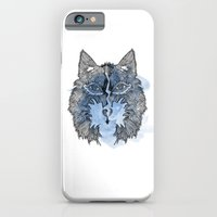 iPhone & iPod Case featuring Wolfee by clickybird - Belinda Gillies