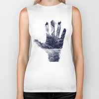 High Five World Biker Tank