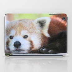 Sigh...It's hard work being cute! iPad Case