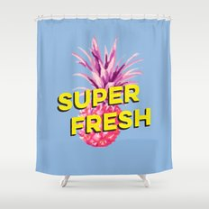 Super Fresh Shower Curtain