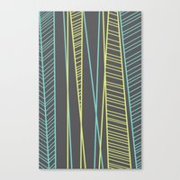BAMBOO Canvas Print