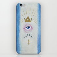 Illuminati : Gaze of Protection iPhone & iPod Skin
