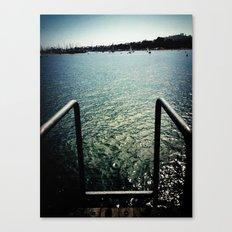climb in Canvas Print