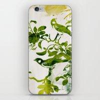 Birds (alternative) iPhone & iPod Skin