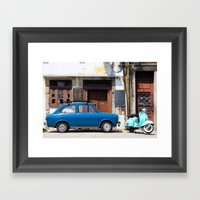 Porto 4 Framed Art Print