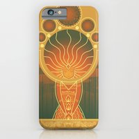Princess of Flame iPhone 6 Slim Case