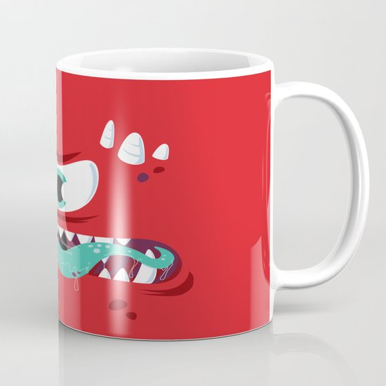 Baddest Red Monster! Mug