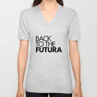 Back to the Futura Unisex V-Neck