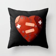 Love Won't Die Throw Pillow