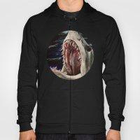 Mako Shark Of Dark Water… Hoody