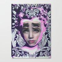 The Key By Alex Garant Canvas Print