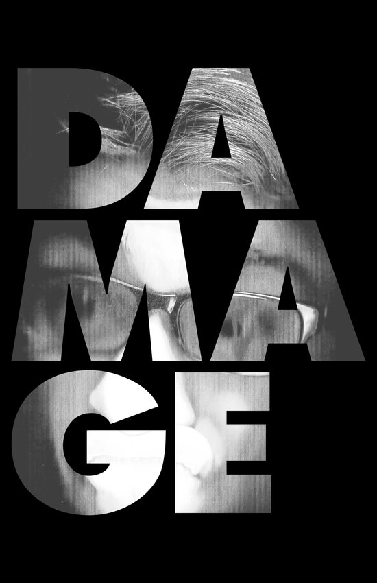 DAMAGE Art Print