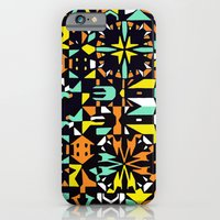 Square 3 Color Option 1  iPhone 6 Slim Case