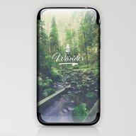Mountain Of Solitude - T… iPhone & iPod Skin