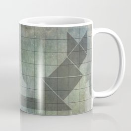 Mug - Sphynx cat in geometry - Mari Biro