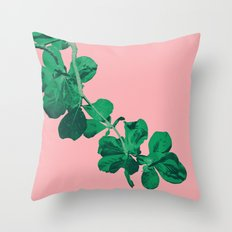Branch Floripa Throw Pillow