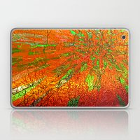 Metallic Sun Laptop & iPad Skin