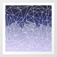 Bayo Rays Art Print