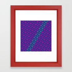 Whoa... Deja Vu Framed Art Print