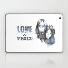 Illustrious Dogs -Love &… Laptop & iPad Skin