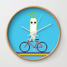 Daikon Bike Wall Clock