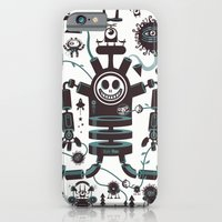 iPhone & iPod Case featuring The Magic Garland by Exit Man