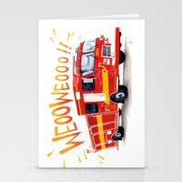 VROOOM Stationery Cards