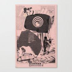 (Fin.) N° 31 Canvas Print