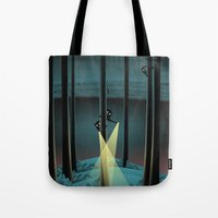 Fuss (Where Are You?) Tote Bag