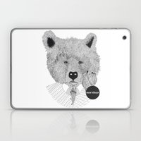 Morning bear Laptop & iPad Skin