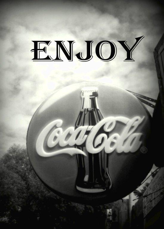 Coca Cola #2 Art Print