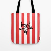 Brazil World Cup 2014 - Poster n°4 Tote Bag