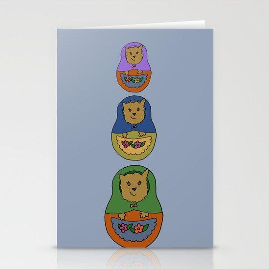 Piptroyshkas Stationery Card