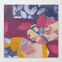 Autumn Dance III Canvas Print