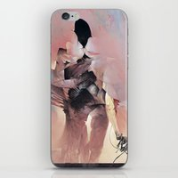 Silence Breaker iPhone & iPod Skin